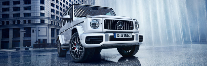 The new G-Class